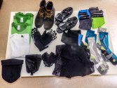 Les vêtements pour l'Islande à vélo