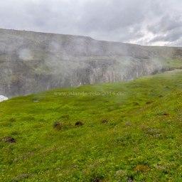 Islande à vélo 2014, Gulfoss