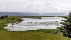Islande à vélo 2014, à Hofn