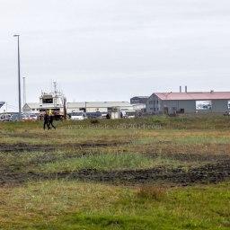 Islande à vélo 2014, visite de Hofn