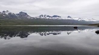 Islande à vélo 2014, fjords de l'Est