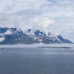 Islande à vélo 2014, fjord de l'Est de l'Islande
