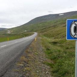 Islande à vélo 2014, route numéro 1