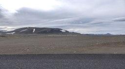 Islande à vélo 2014, route numéro dans les hautes terres