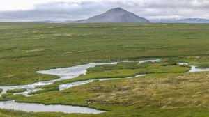 Islande à vélo 2014, sortie de Myvatn