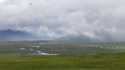 Islande à vélo 2014, à Myvatn