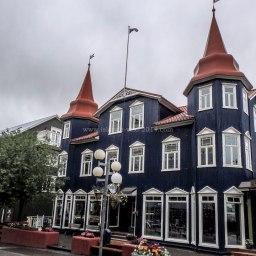 Islande à vélo 2014, Akureyri