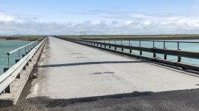 Islande à vélo 2014, sur la route de Hella