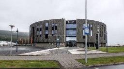 Islande à vélo 2014, visite de Akureyri