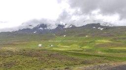 Islande à vélo 2014, en direction de Varmahlid