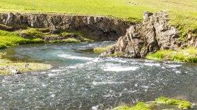 Islande à vélo 2014, en direction de la piste Kjolur