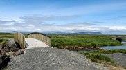 Islande à vélo, pause déjeuner