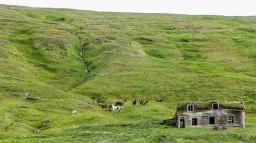 Islande à vélo 2014, direction le centre de l'islande par la F35