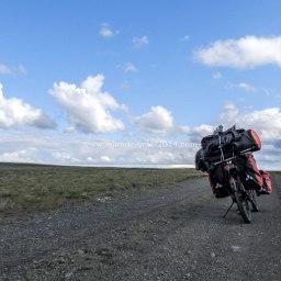 Islande à vélo 2014, piste F35