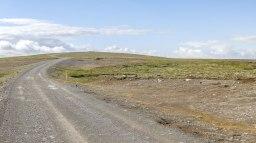 Islande à vélo 2014, route kjolur