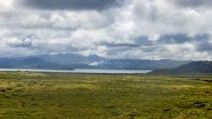 Islande à vélo 2014, lac pingvallavatn