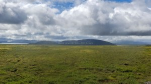 Islande à vélo 2014, autour de Pingvellir