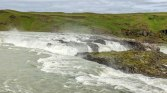 Islande à vélo, chutes d'eau