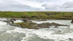 Islande à vélo 2014, Urridafoss