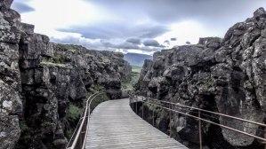 Islande à vélo 2014, Pingvellir