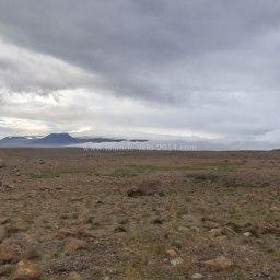 Islande à vélo 2014 sur la piste Kaldidalur