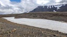 Islande à vélo 2014 sur la F550