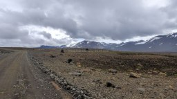 Islande à vélo 2014, la Kaldidalur
