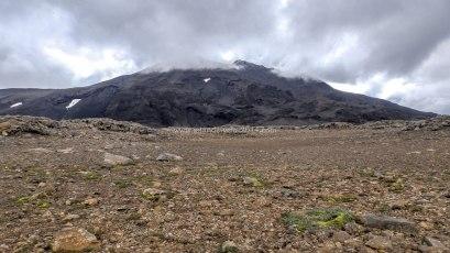 Islande à vélo 2014, la piste Kaldidalur