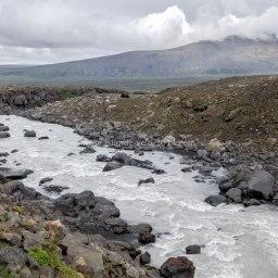 Islande à vélo 2014, sur la kaldidalur