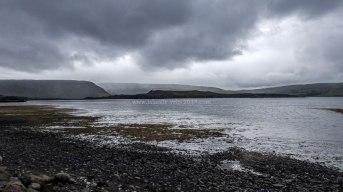Islande à vélo 2014, contournement du Hvallfjordur