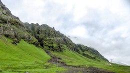Islande à vélo 2014, la route n°1