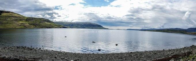 islande à vélo 2015, dans les fjords de l'ouest