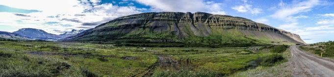 islande à vélo 2015, paysage