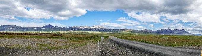 voyage à vélo en Islande 2015, snaefellsnes