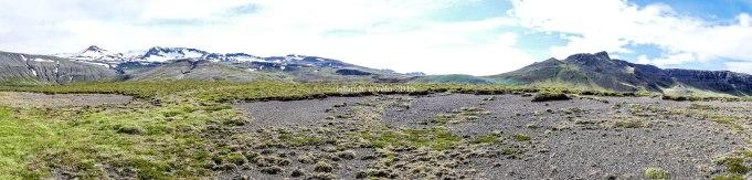 voyage à vélo en islande, été 2015