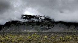 Islande à vélo 2014, route 1 vers l'Est