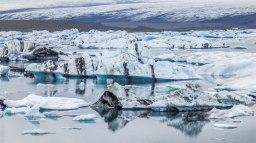 Islande à vélo 2014, lac Jolusarlon