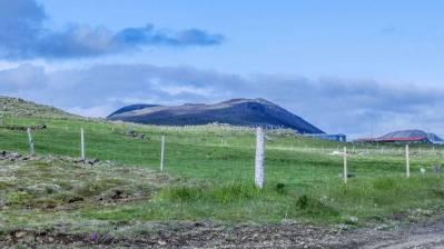 Islande à vélo 2014, promenade autour de Grindavik