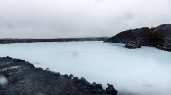 Islande à vélo 2014, Autour du Blue Lagoon