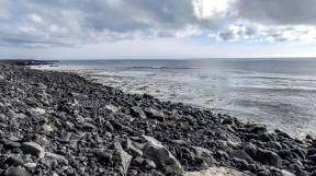 Islande à vélo 2014, autour de Grindavik