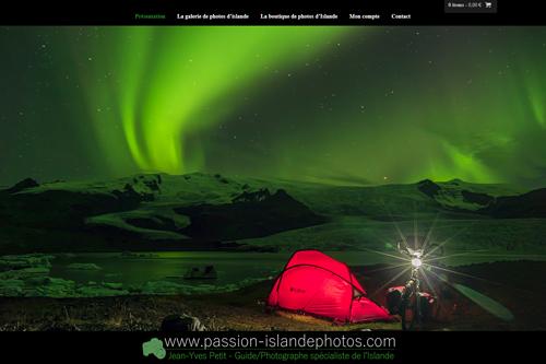photos d'Islande de Jean-Yves Petit, photographe et guide spécialiste de l'islande
